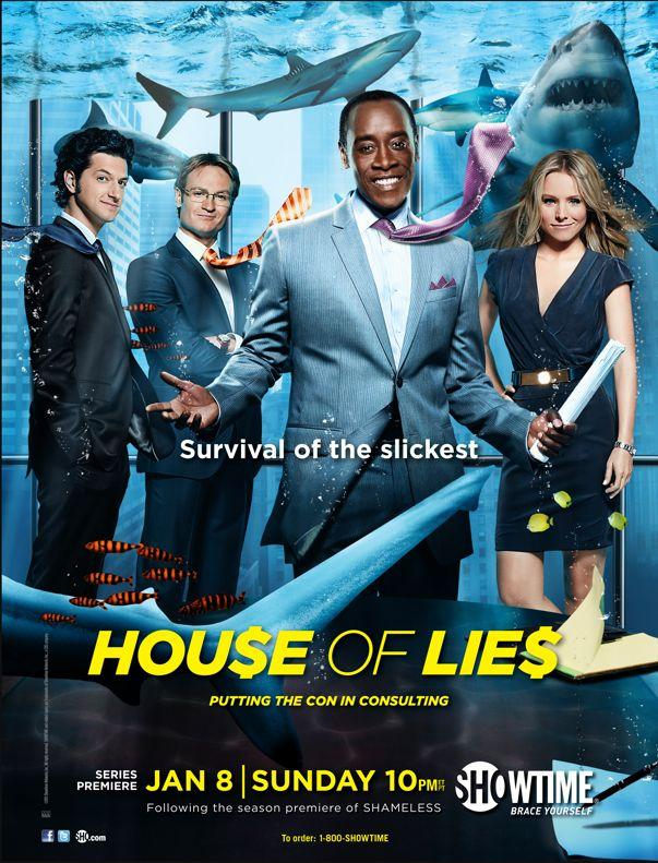 House of Lies, Don Cheadle en la television