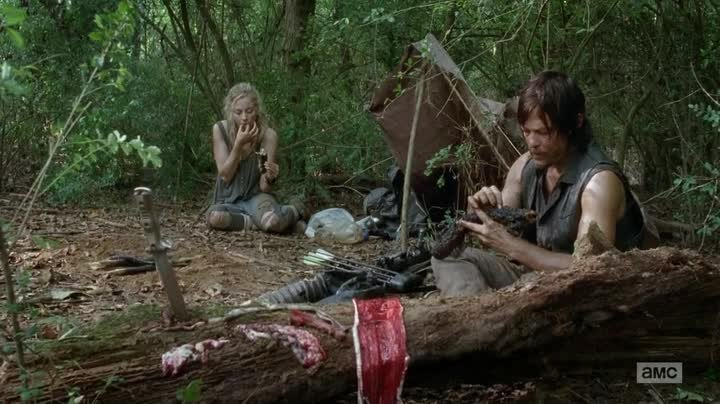 The Walking Dead Still