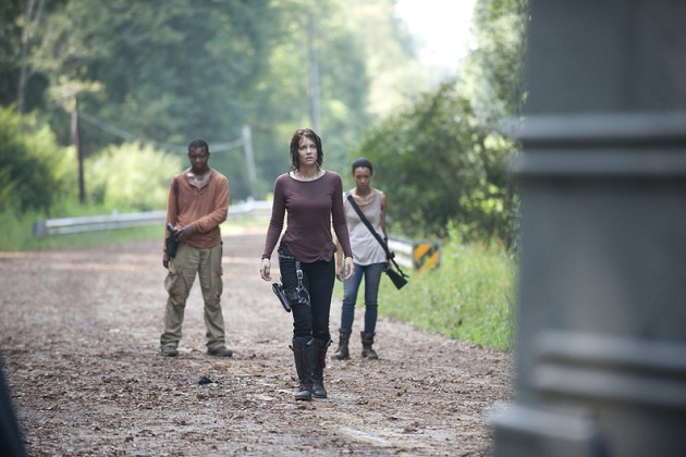 The Walking Dead: Tertulia zombie – S04E13: Alone
