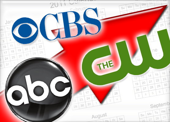 Upfronts de CBS, ABC, The CW
