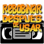 rebobinar despues de usar