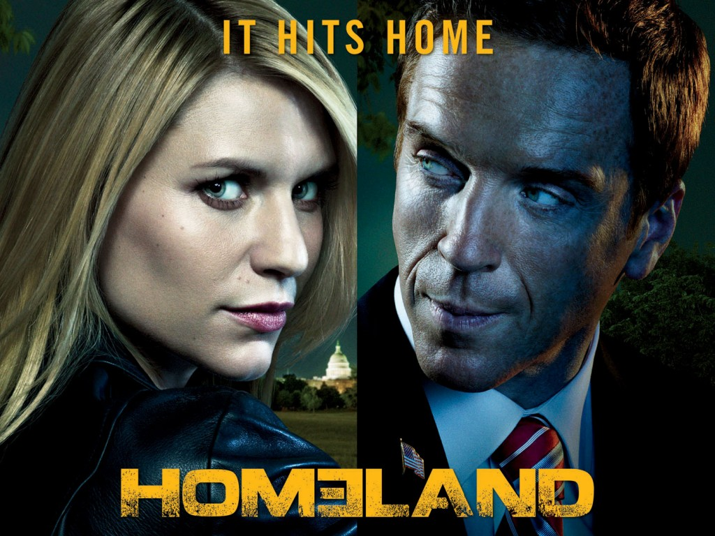 Homeland, la serie de Showtime