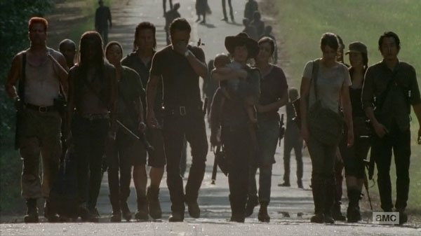 The Walking Dead - Tertulia Zombie - Them
