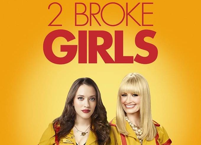 2 Broke Girls, es un guilty pleasure