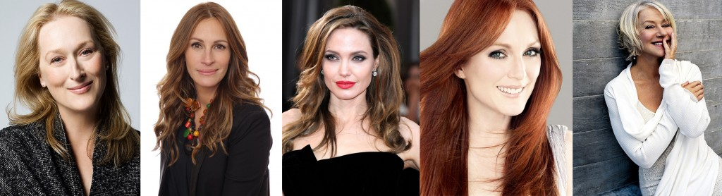 Actrices Veteranas de Hollywood