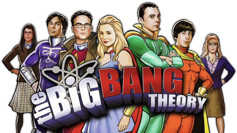 Podcast repaso de The Big Bang Theory
