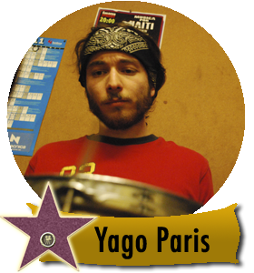 Yago Paris, Patreon de Fans Fiction