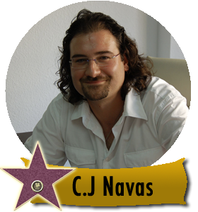 C.J Navas, Patreon de Fans Fiction