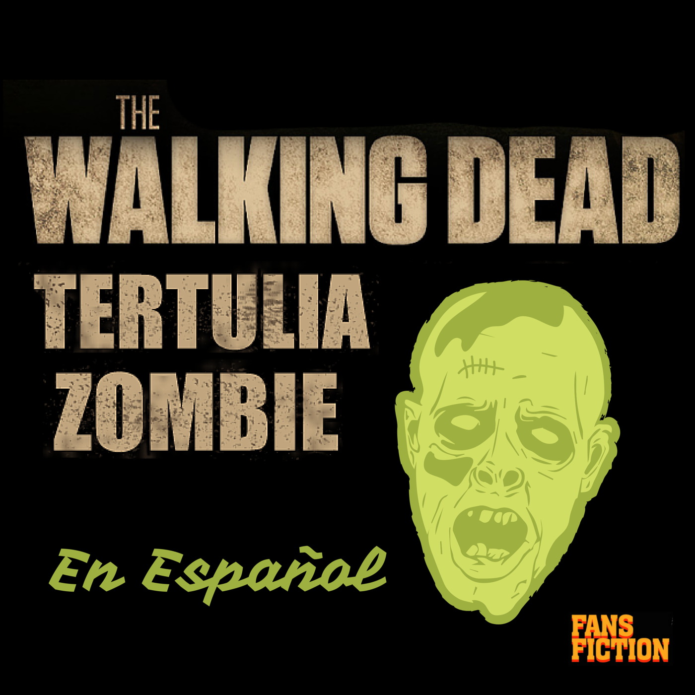 Logo de The Walking Dead: Tertulia Zombie