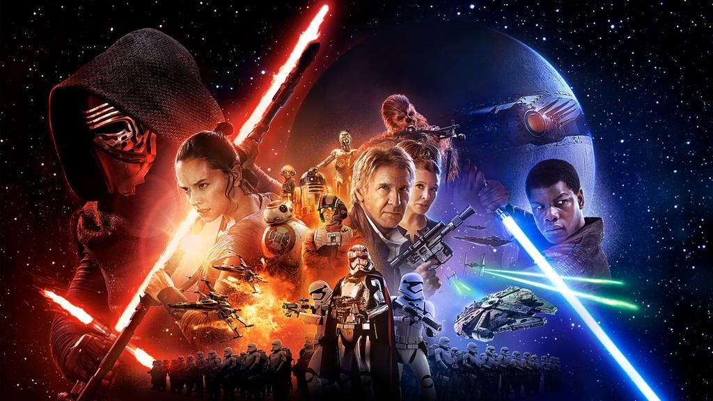 Especial Star Wars - Fans Fiction