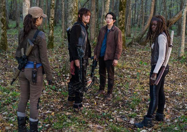 The Walking Dead - East