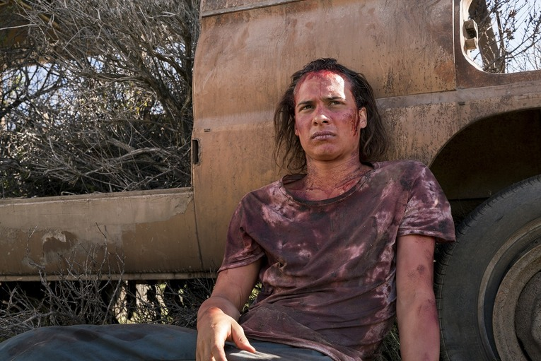 Fear The Walking Dead - S02E08: Grotesque
