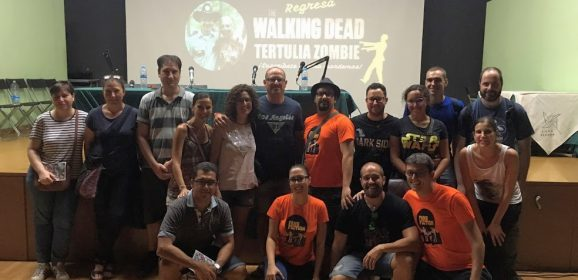 Extra 6ª Temporada The Walking Dead – Directo en FanCON 2016