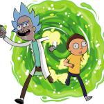 Suscribirse al podcast de El Multiverso de Rick y Morty