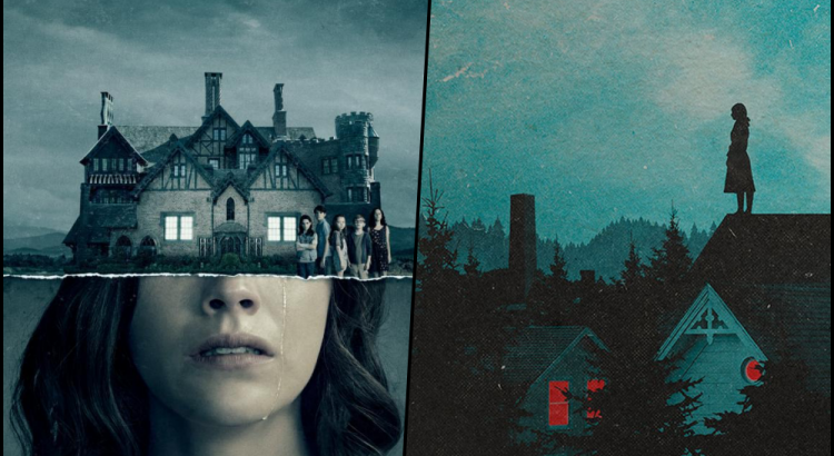 la maldición de hill house y castle rock