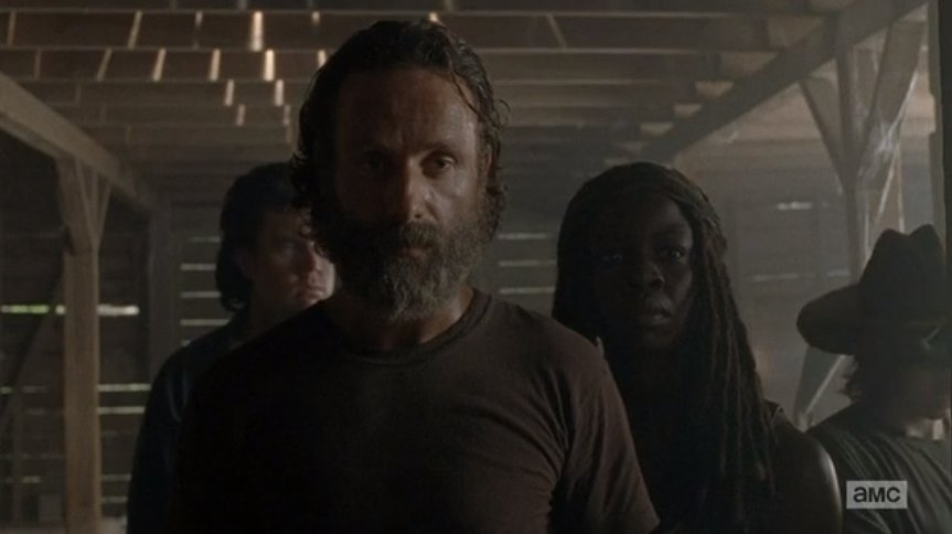 The Walking Dead, The Distance